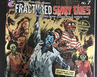 Fractured Scary Tales #7 (autographed)
