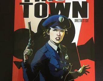 "Tinseltown: Director's Cut Autographed Graphic Novel (Plus Tinseltown Short ""Pin Boy"")"