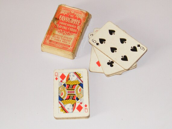 ROM Gypsy Fortune dire cartes - Vintage Retro - Made in England - a_3