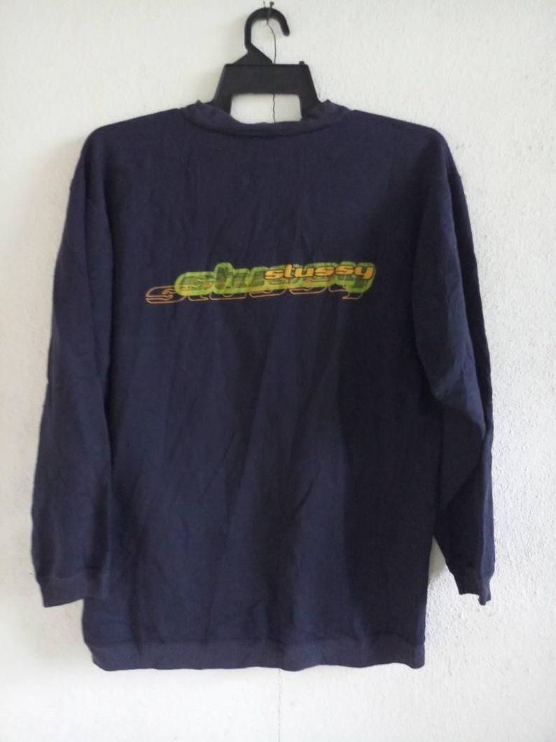 Stussy Sweatshirt Vintage
