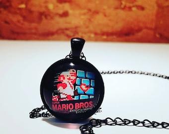 Super Mario Bros Classic Necklace