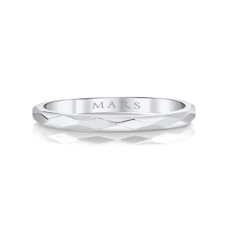 Facet Stackable Band
