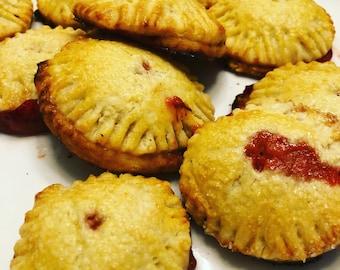 Homemade hand pies