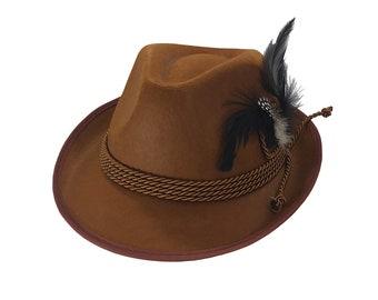 2c3f1932e Tyrolean hat | Etsy