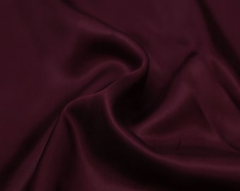 Cupra cupro fabric by the yard
