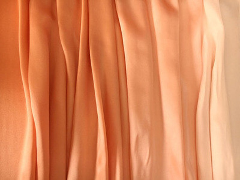 Ombre 100/% pure silk fabric by the yard
