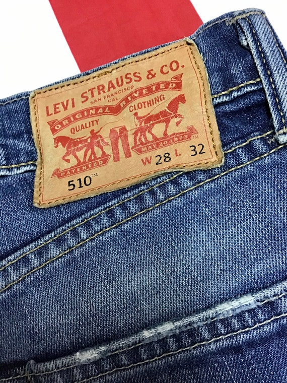 Vintage Levis 510. Size 28x32. - image 2