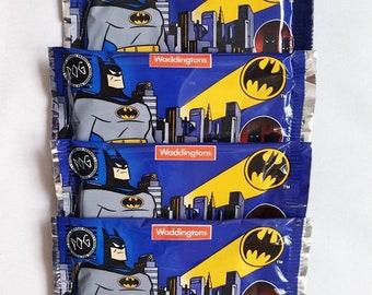 d57fc91a0c83f0 BRAND NEW 1995 Batman POGs Slammer Factory Sealed Pack - Waddington Vintage  Retro Gaming