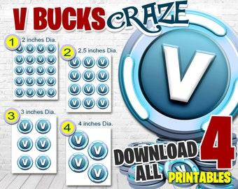 Fortnite V Bucks Printable - Mp3prohypnosis com