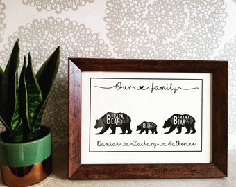 Sloth Art PrintTogether Forever Wedding Anniversary Giftframe not included