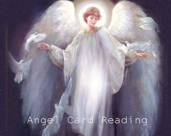 MAILD Angel card reading and 20 dollar charity donation