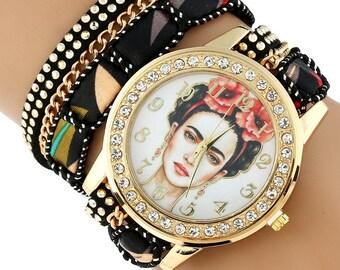 Frida Kahlo Watch