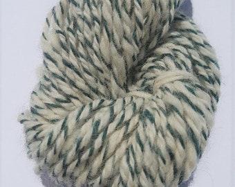 Handspun 3ply yarn