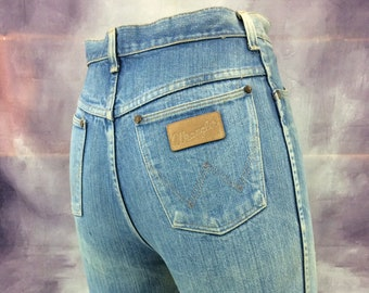 Sz 34 Vintage Wrangler Distressed Jeans W34 L29 High Waisted 90/'s Oversized Jeans Boyfriends Jeans Mom Jeans Rodeo Riders Jeans Made In USA