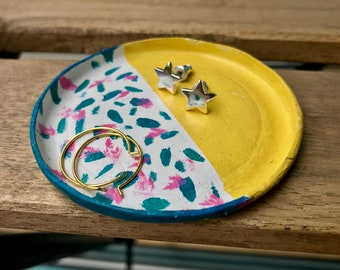 Clay Trinket Dish