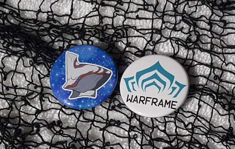 Warframe Pins