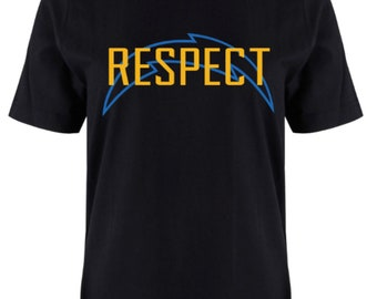 Los Angeles Chargers- San Diego Chargers- Respect