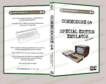 Commodore 64 | Etsy