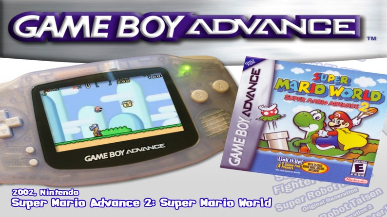 Game Boy Advance (Hyperspin) Stand Alone Console Emulator - USB - 1000+  GAMES