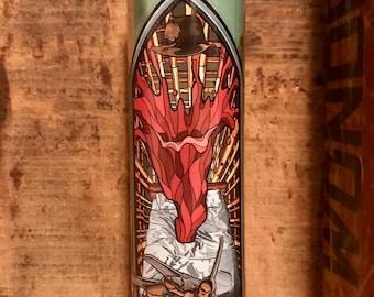 Elm Street Prayer Candle
