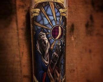 King Kong Inspired Prayer Candle - Saint Simian