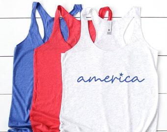 0e19fe326c38a UNISEX America Shirt