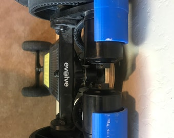 Evolve Skateboard Motor/belt protector