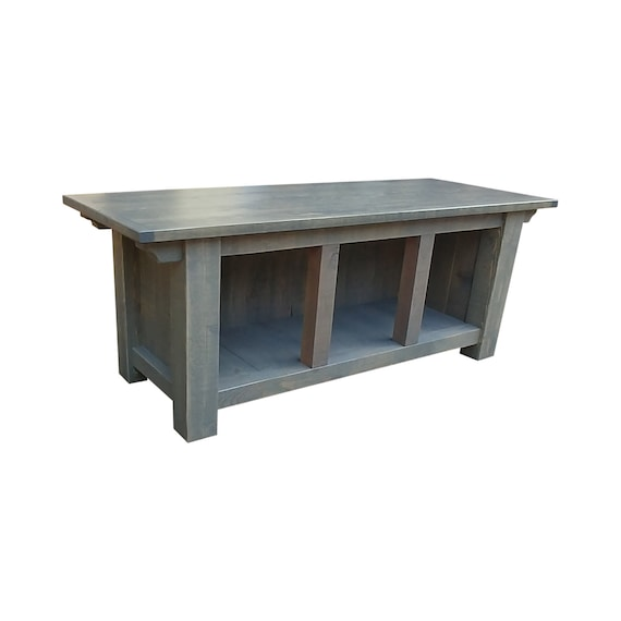 Cool Farmhouse Storage Bench Grey Entryway Bench Mudroom Bench Storage Bench Pdpeps Interior Chair Design Pdpepsorg