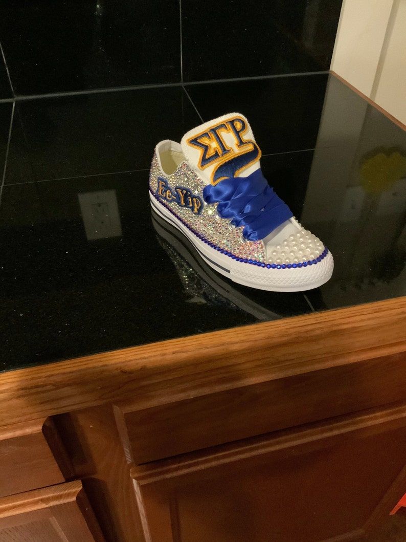 Sneakers personalizzate SGRho Sigma Gamma Rho I4UPbnRd