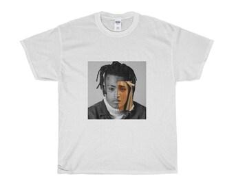5f2e4bee XXXTentacion T-Shirt / Unisex Tee / White, Black / XS-5XL