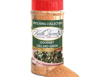 Keith Lorren's Collard Green Seasoning (2pack)