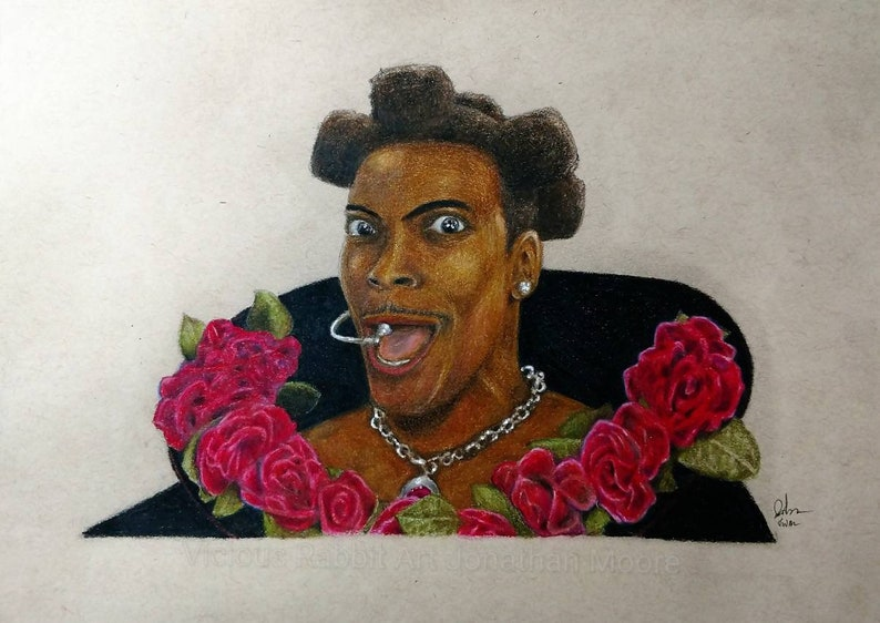 The Fifth Element Chris Tucker as Ruby rhod