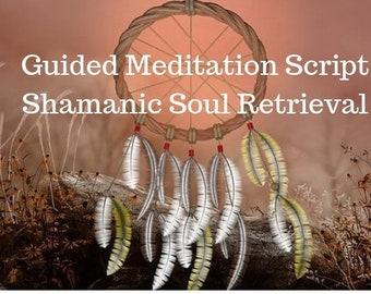 Guided meditation | Etsy