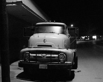 Signed Photo Print: Old Ford