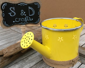 Organic Watering Can Candle