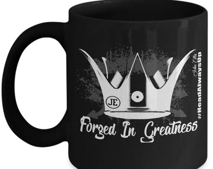 Forged In Greatness Coffee Mug