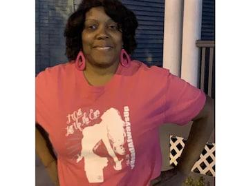 I Will Lift Up My Eyes Womens Christian Tees| Faith Based Clothing| Jesus Tshirts