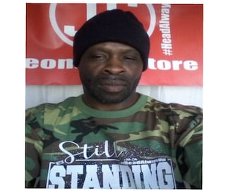 Still Standing Mens  Unisex Camouflage Christian Tshirt| Faith Based Clothing| Jesus Tees| Christian Apparel