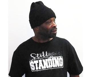 Still Standing Mens Unisex T shirts