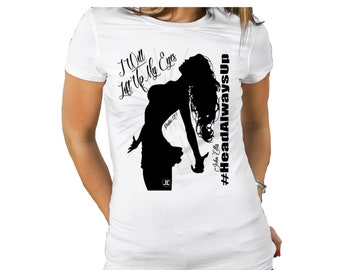 I Will Lift Up My Eyes Womens Christian Tees| Christian Clothing| Jesus tees