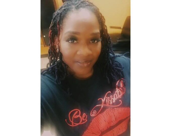 Be Kissable Womens Tshirt