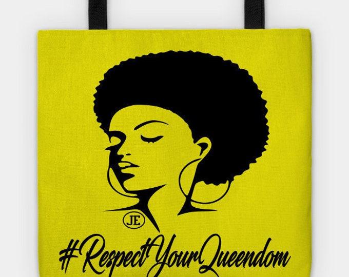RespectYourQueendom Womens Handbag / Tote
