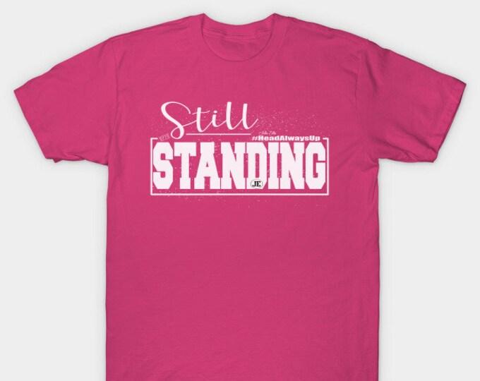 Still Standing Womens Tshirt