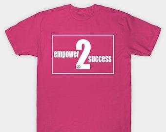 Empower2Success Womens Tshirt