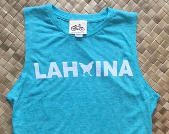Lahaina Womens Rooster A Tank