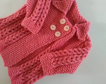 Baby Girls Coat