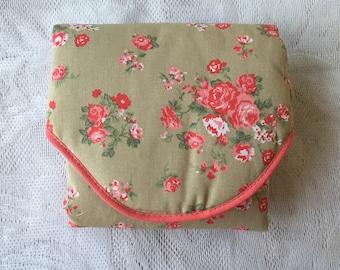 Travel diaper changing pad / mat