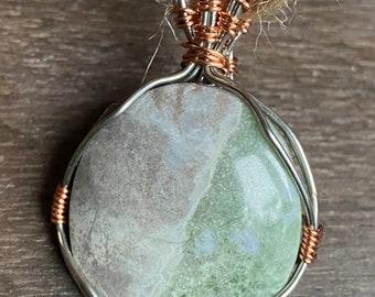 Varsicite pendant