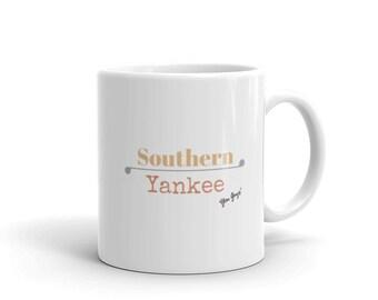 Southern Yankee Mug