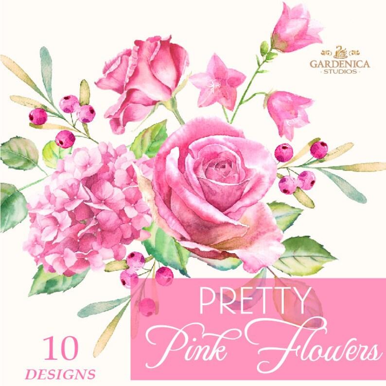 Rabatte Verkauf s Blumenstrauß Rosa